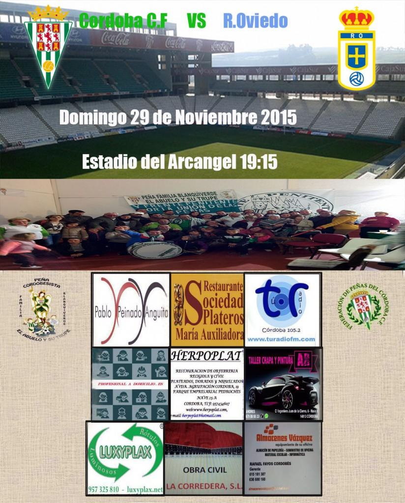 Cordoba-Oviedo