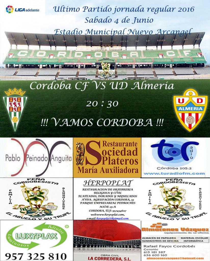 Cordoba VS Almeria