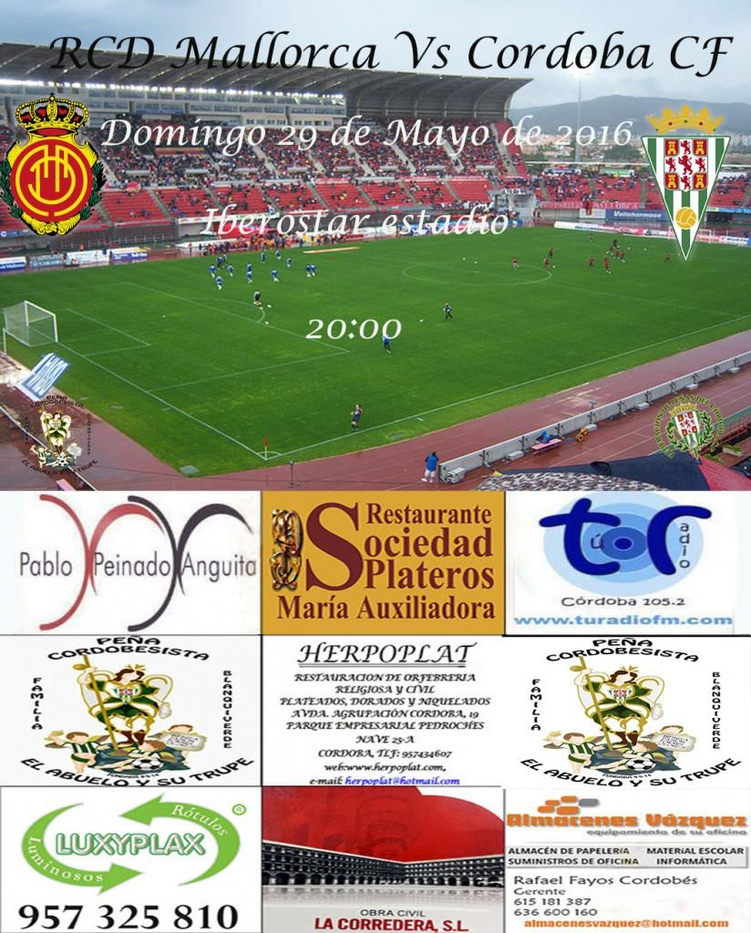 Mallorca vs Cordoba