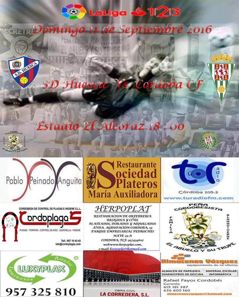 Huesca vs cordoba